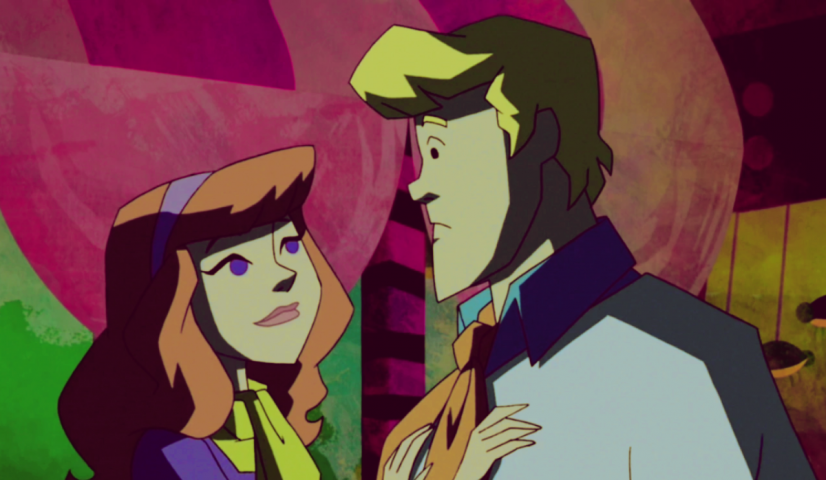 fred jones & daphne blake