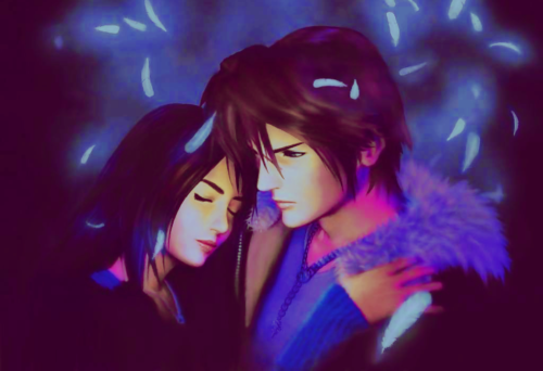 squall leonhart & rinoa heartilly