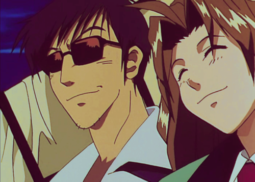 nicholas d. wolfwood & milly thompson